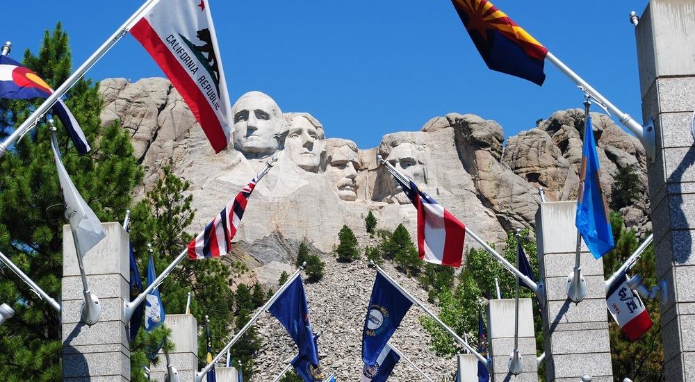 twarze prezydentów usa