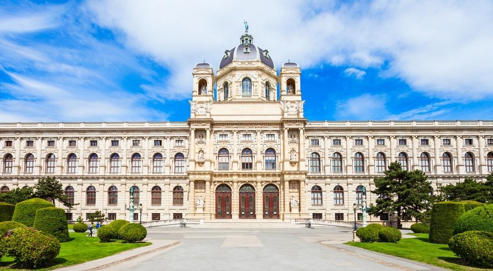 muzea wiedeń