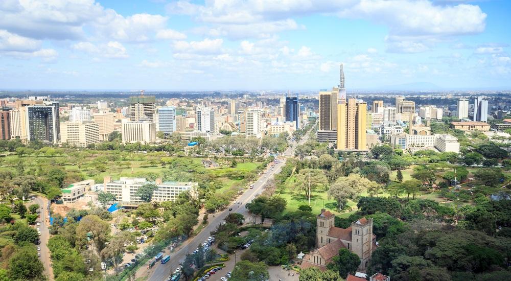 nairobi miasto