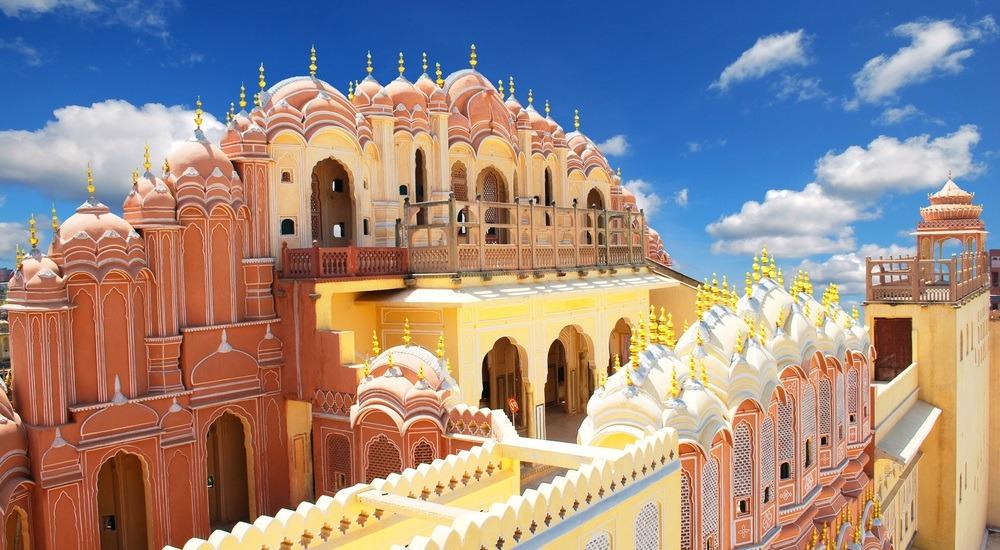pałac wiatrów indie