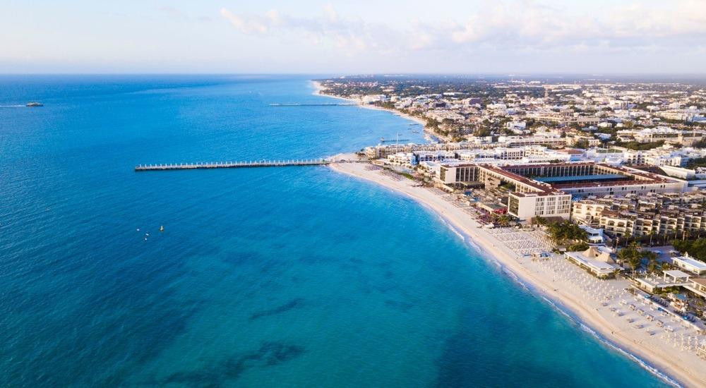 playa del carmen atrakcje