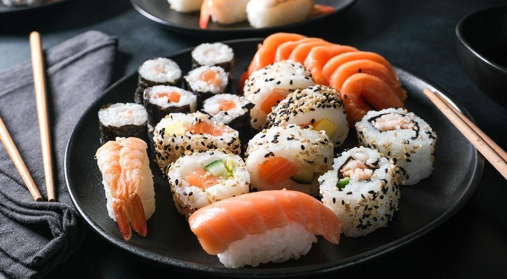 sushi rodzaje