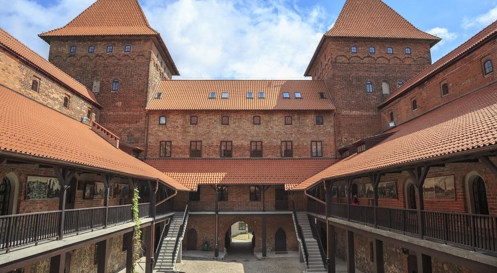zamek w nidzicy zwiedzanie