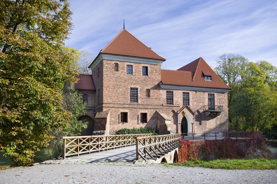 zamek oporów