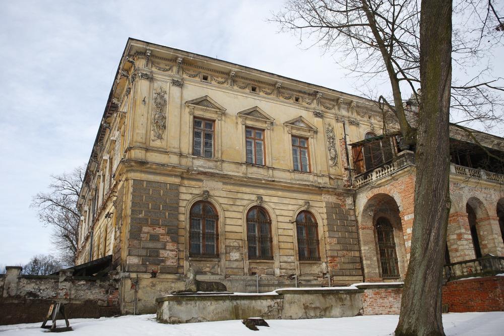 Pałac pilice