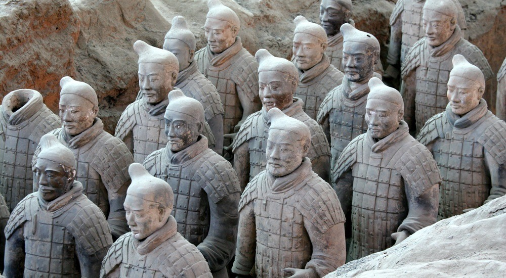 armia z terakoty