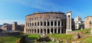 teatr w rzymie