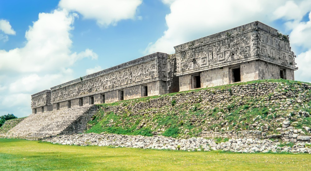 uxmal meksyk