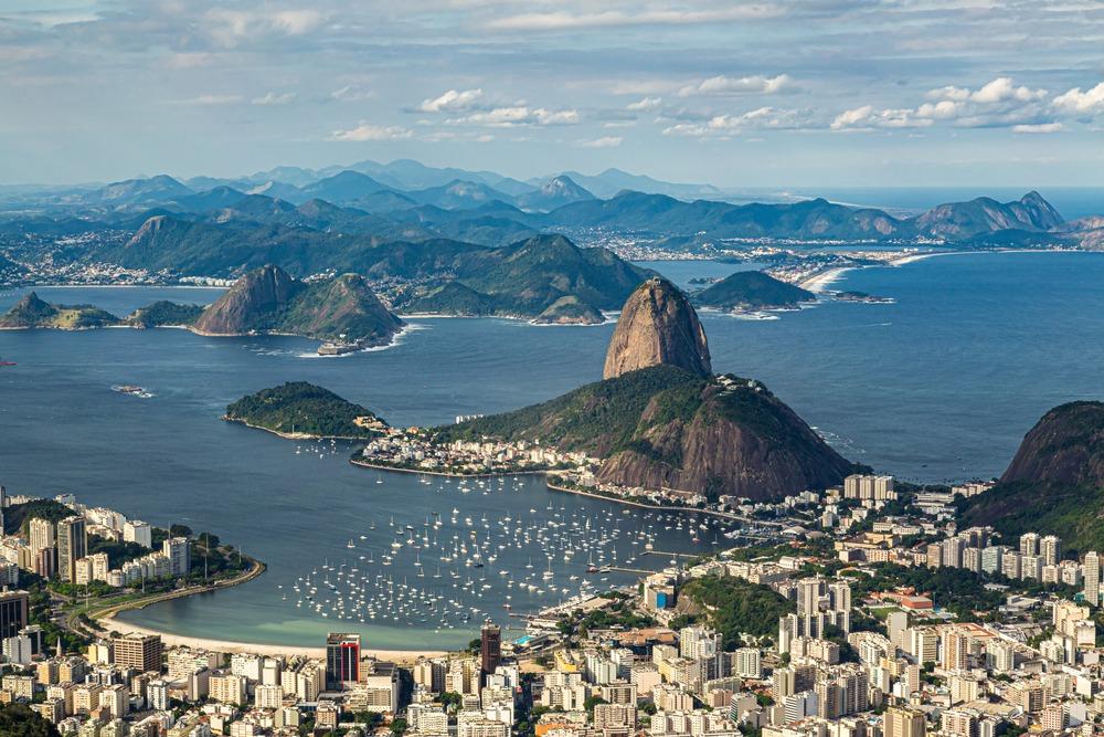 Brazylia Głowa Cukru