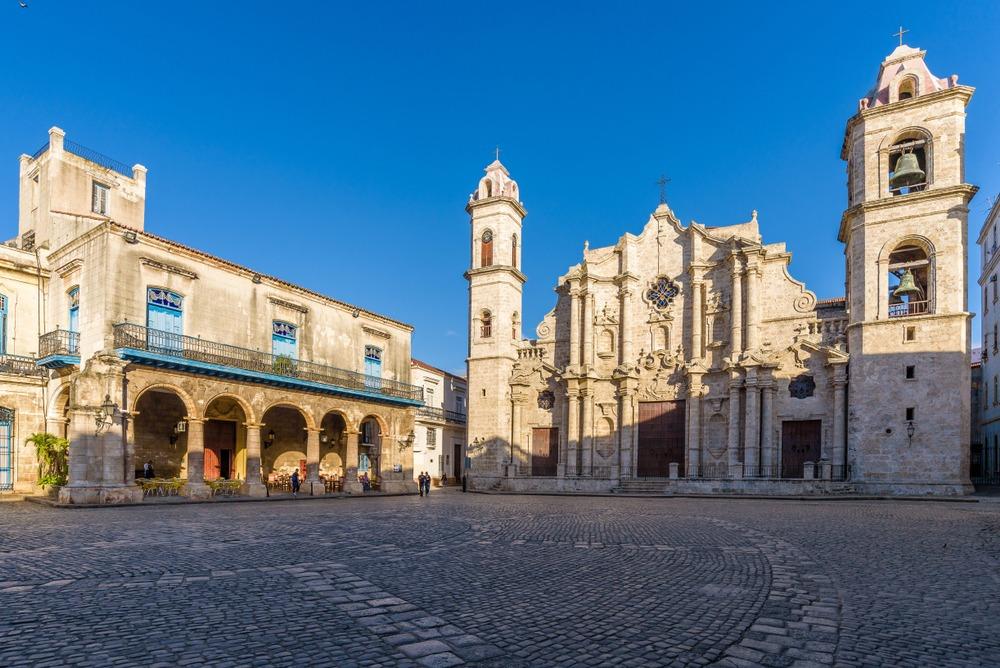 Hawana Plaza de la Catedral