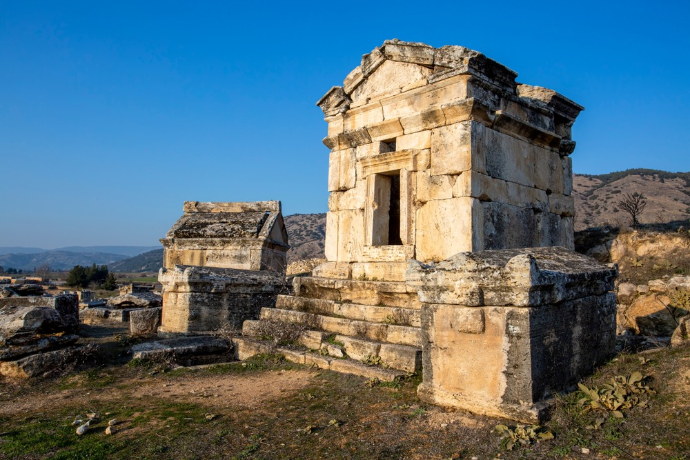 hierapolis turcja