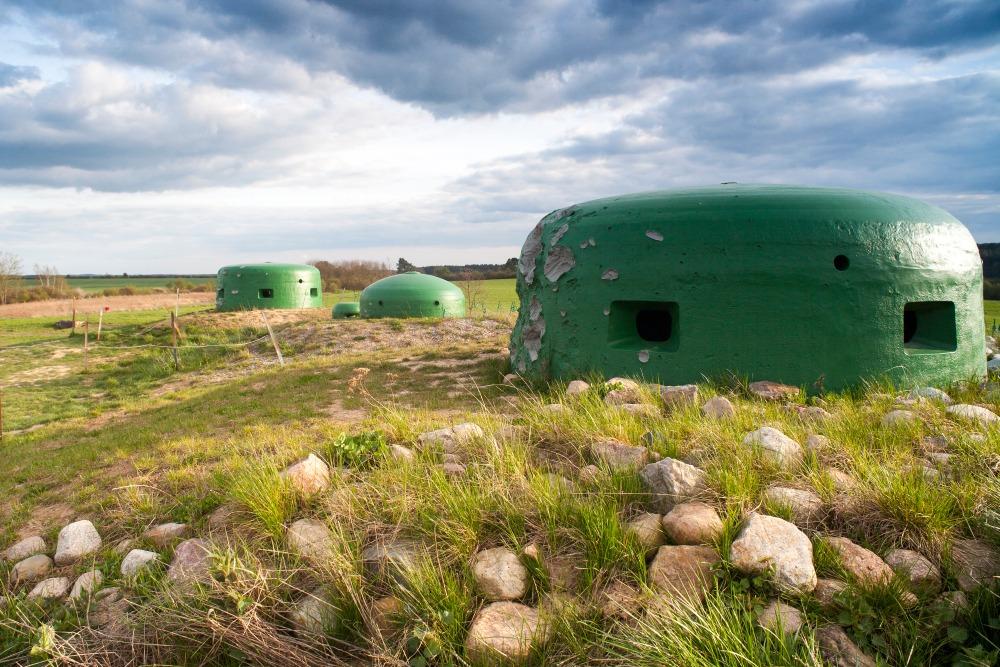 mru bunkry