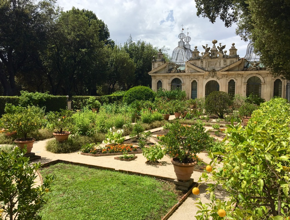 Ogrody Borghese