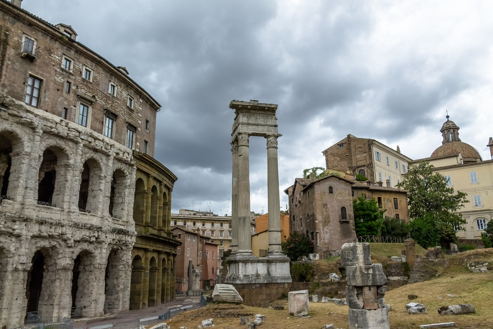 teatr w starożytnym rzymie