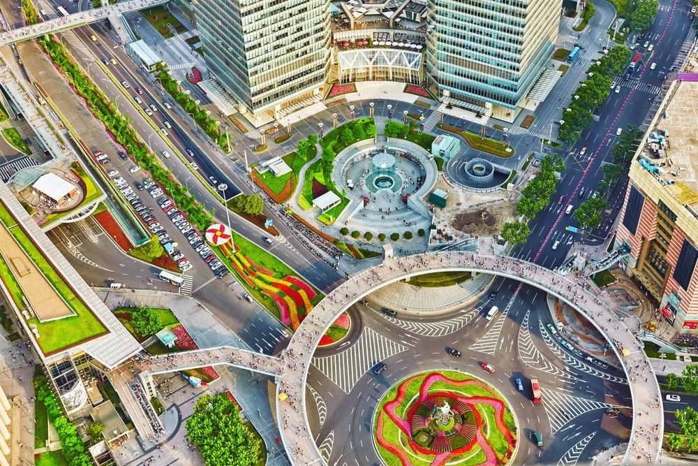 Pudong Szanghaj