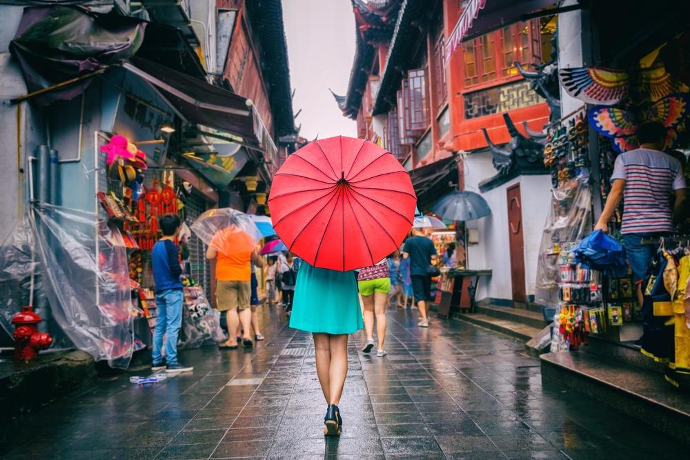 Shanghai miasto