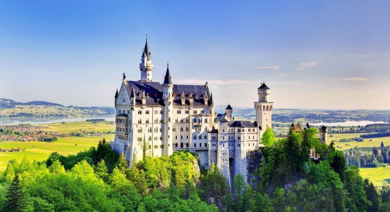zamek neuschwanstein cennik