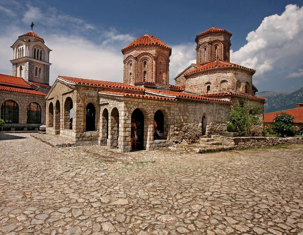 Klasztor św. Nauma Ochrydzkiego
