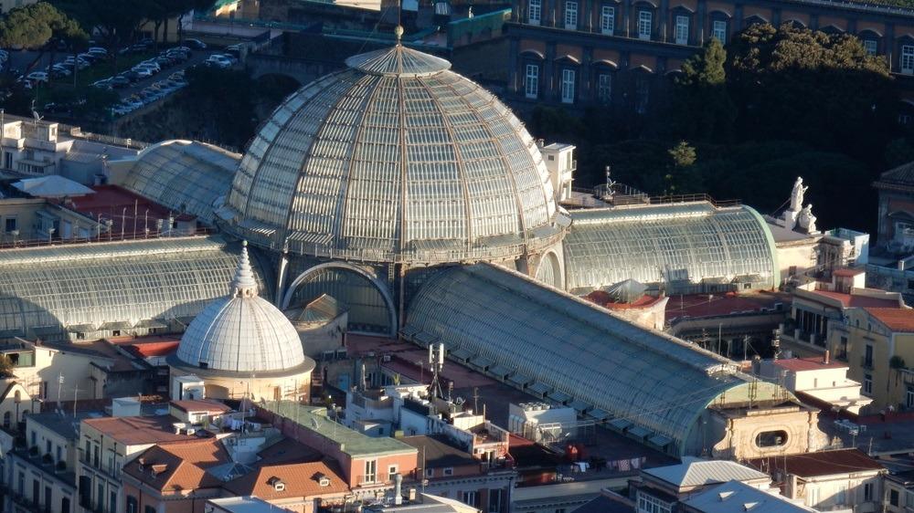 Neapol galleria umberto