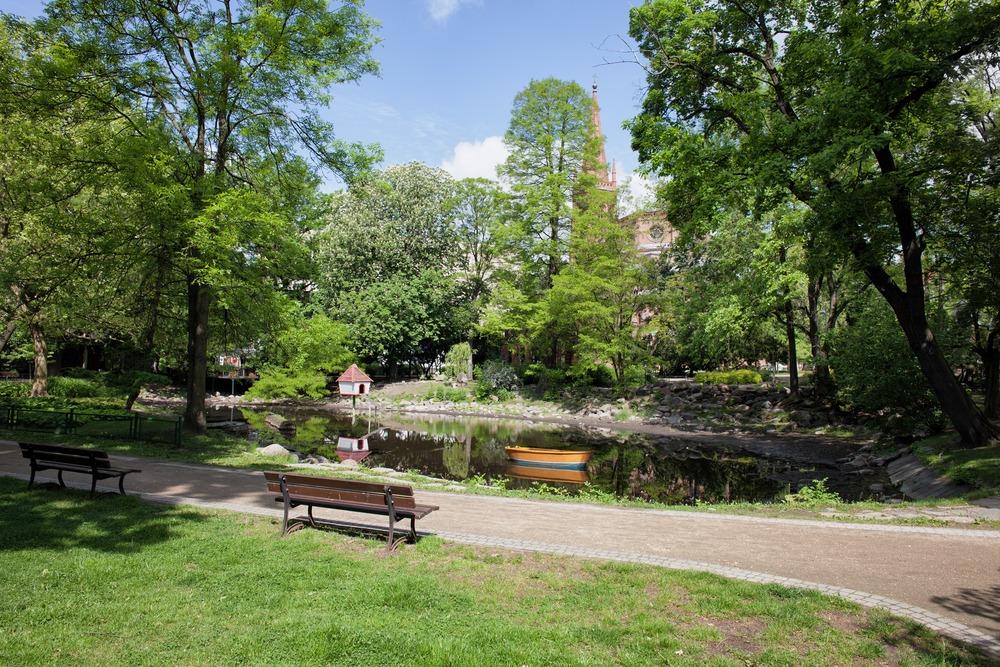 Park Kazimierza Wielkiego Bydgoszcz