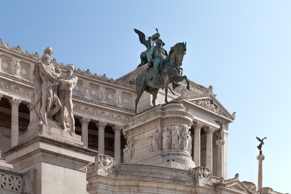 Pomnik Wiktora Emanuela II
