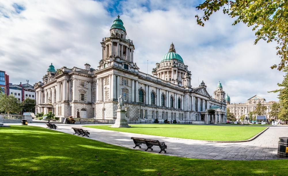 Ratusz Belfast