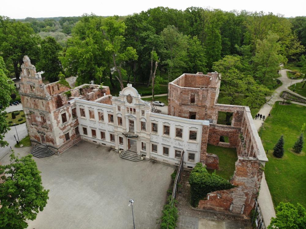 Ruiny Pałacu Hatzfeldów