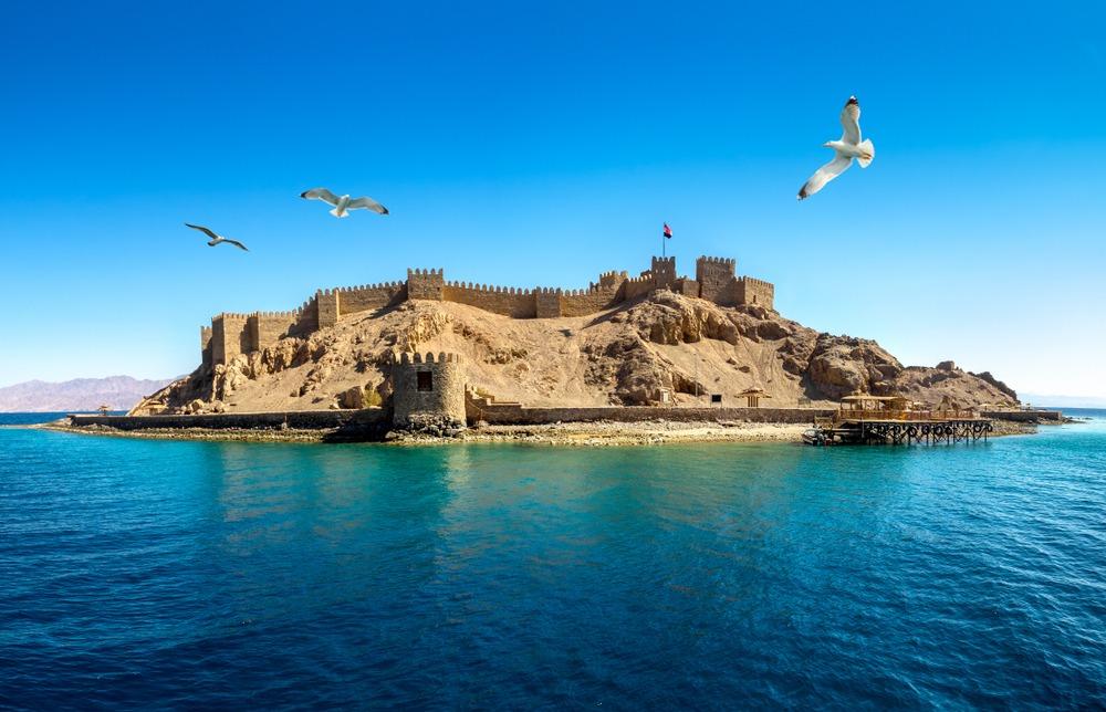 Saladin Castle synaj