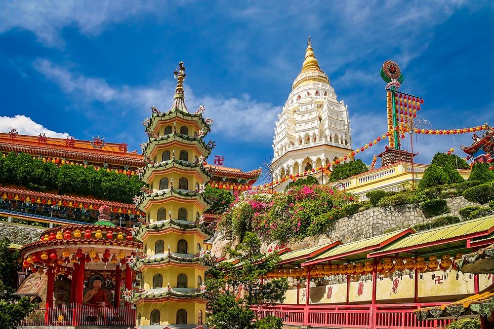 Świątynia Kek Lok Si