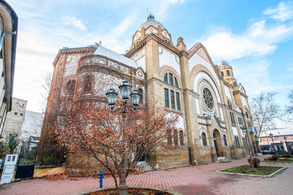 Synagoga Nowy Sad