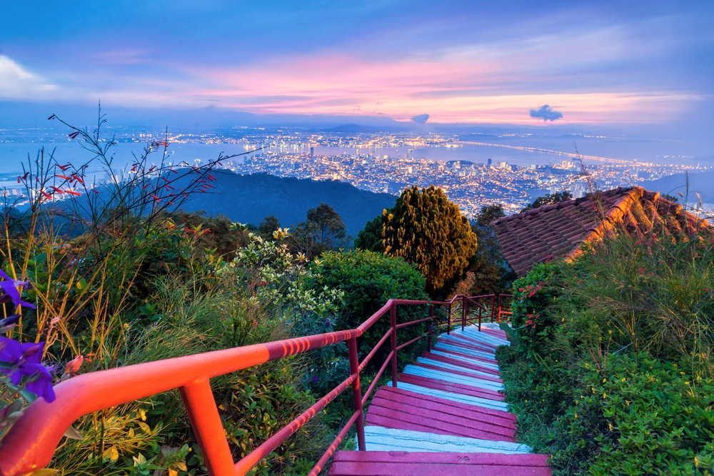 Wzgórze Penang Hill