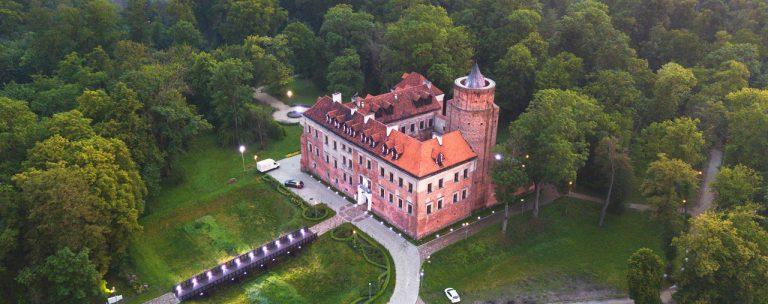 Zamek Uniejów