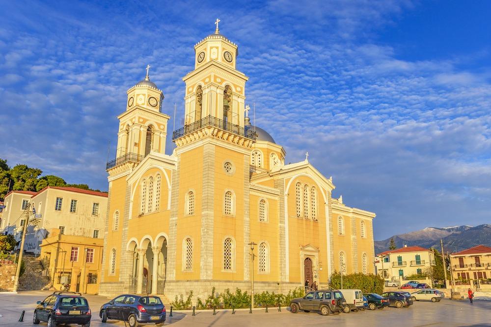 kalmata kościół Ypapanti