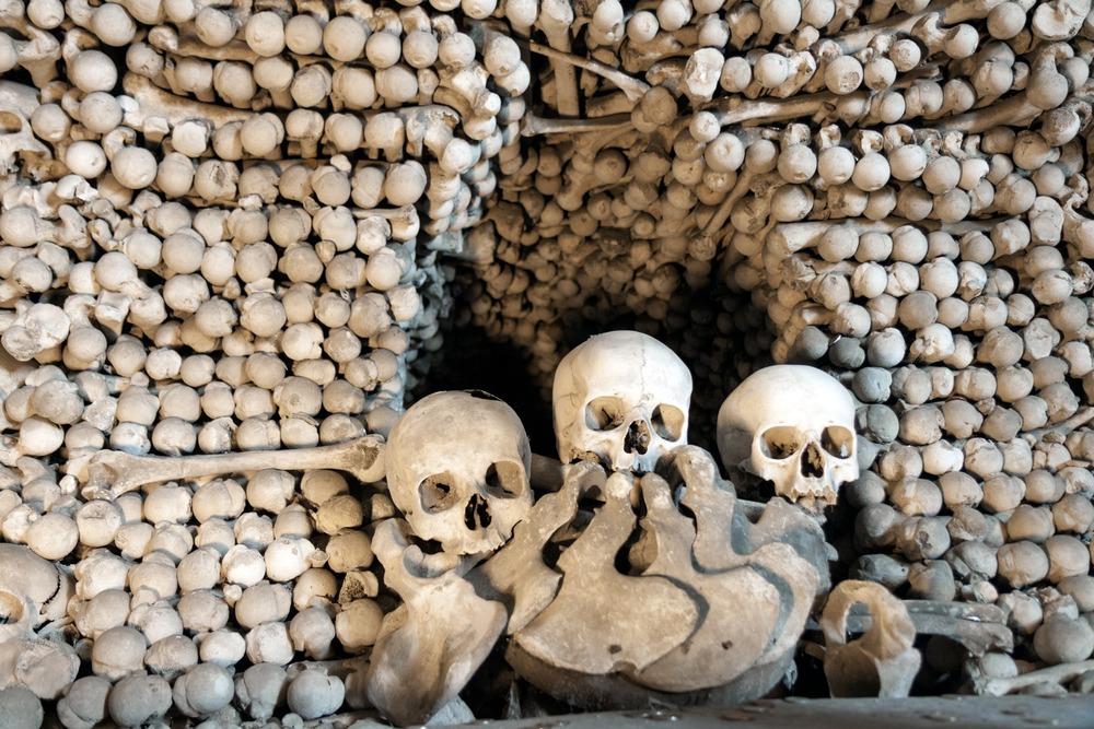 kapliczka czaszek