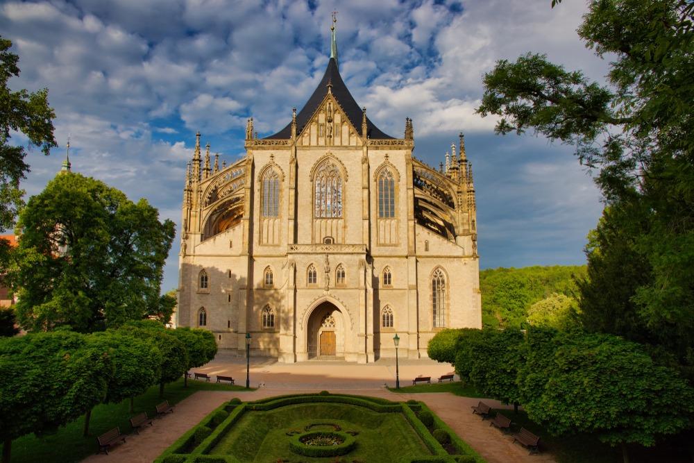 katedra św. Barbary