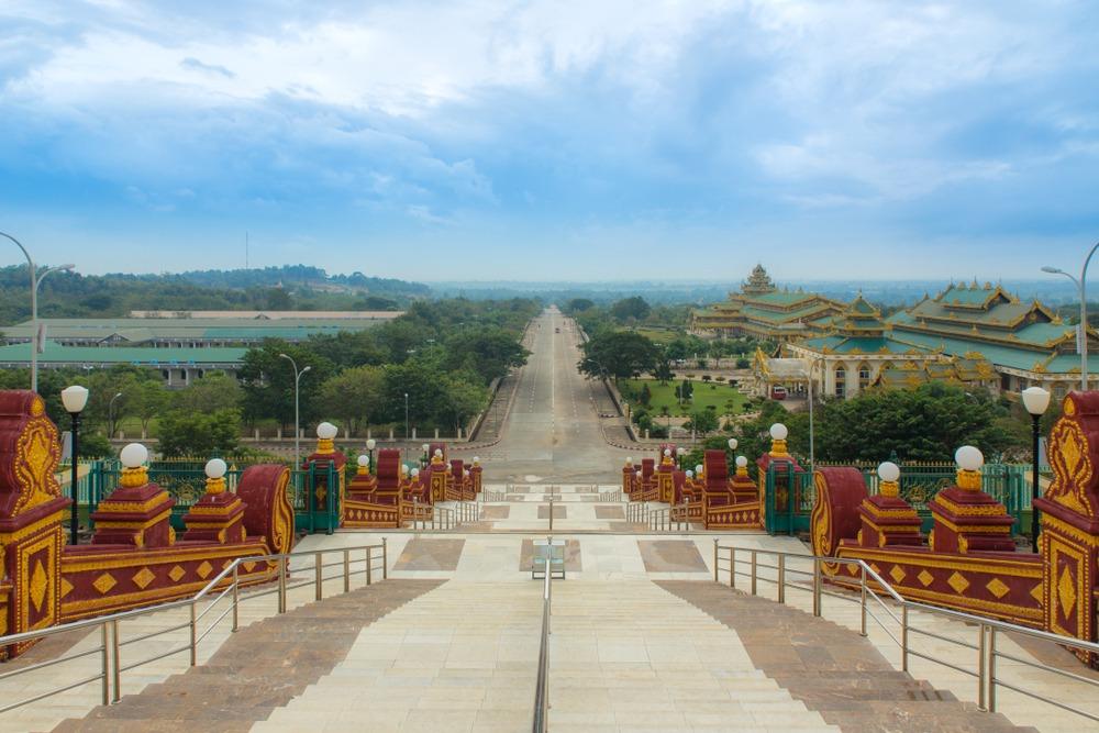 stolica birmy
