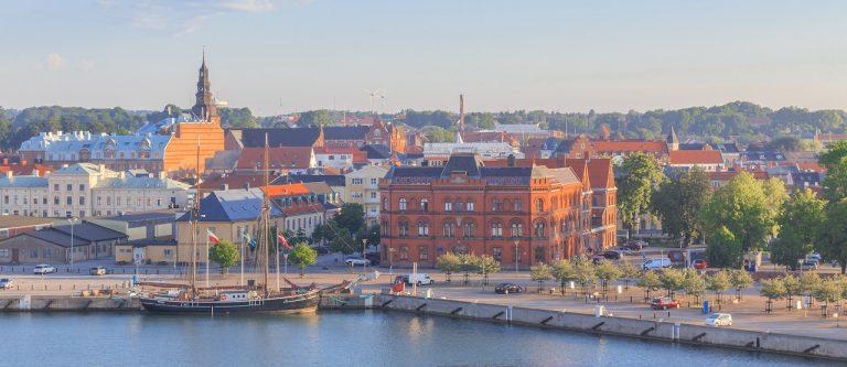 ystad szwecja