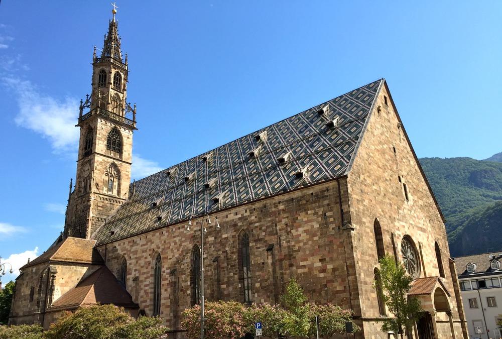 Bolzano Katedra