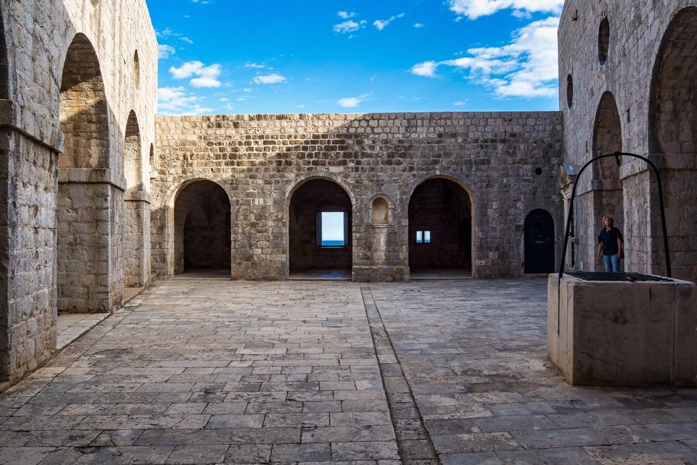 Chorwacja Fort lovrijenac