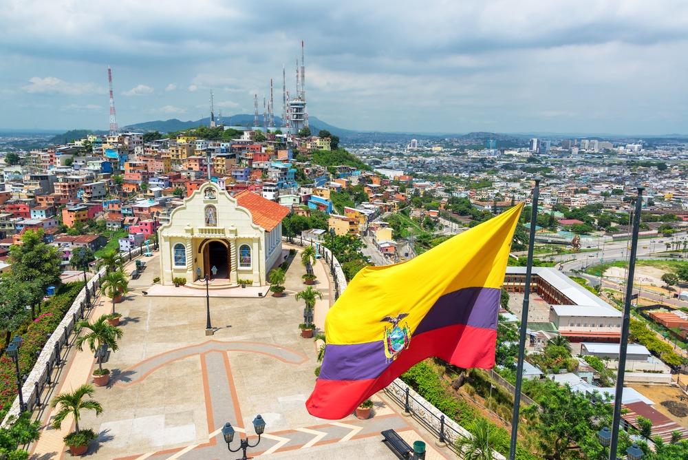 Ekwador Santa Ana