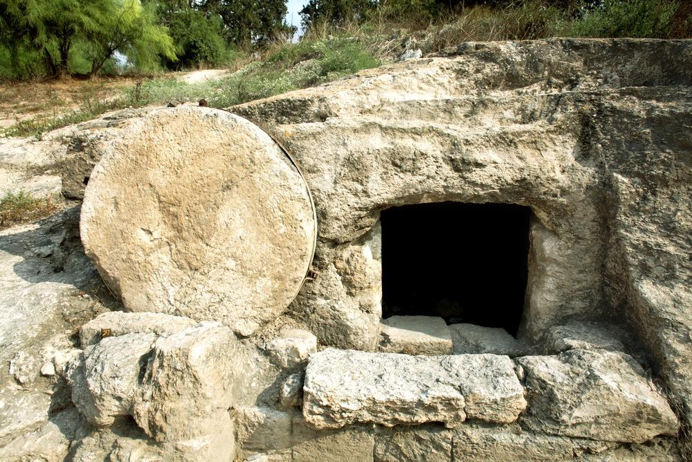 Grobowiec Jezusa Nazaret