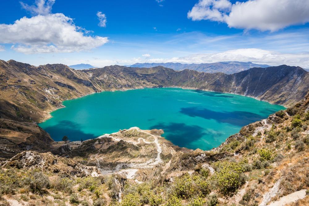 Jezioro Quilotoa
