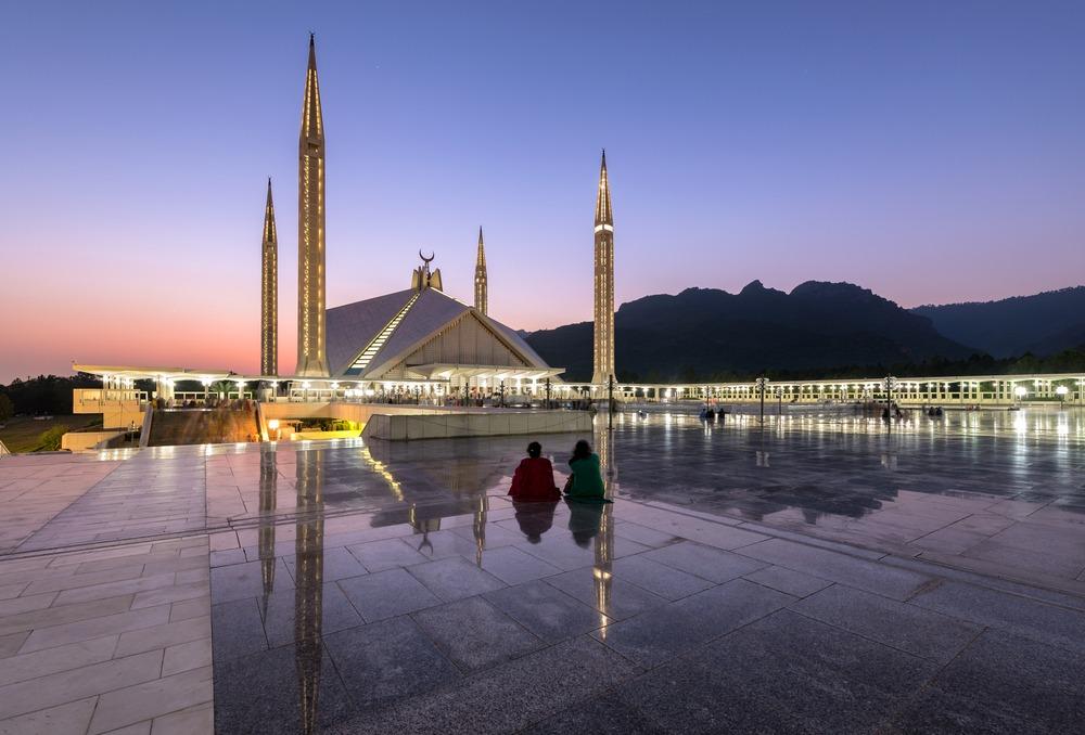 Meczet Shah Faisal