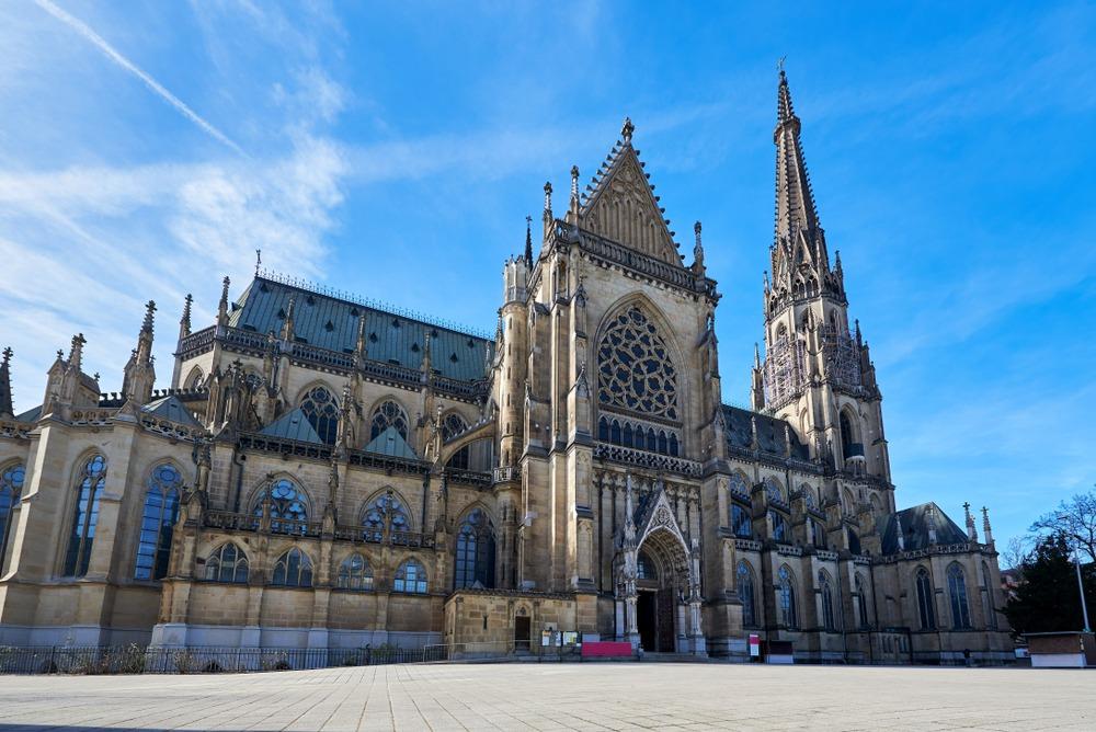 Nowa Katedra, Linz
