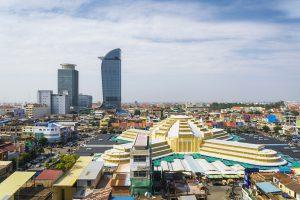 Phnom Penh kambodza