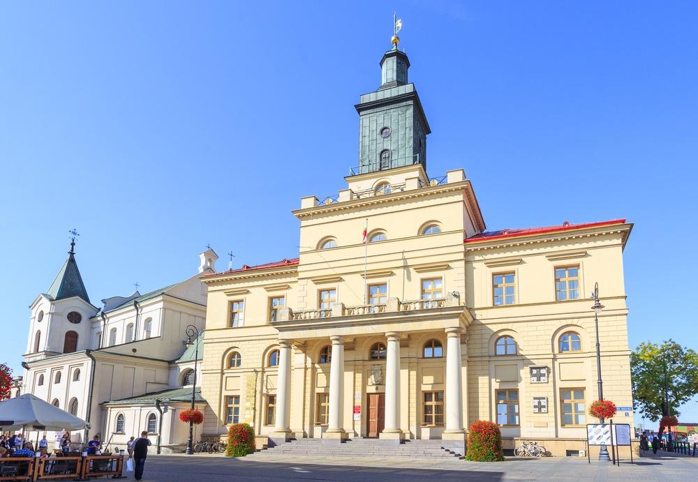 Ratusz w Lublinie