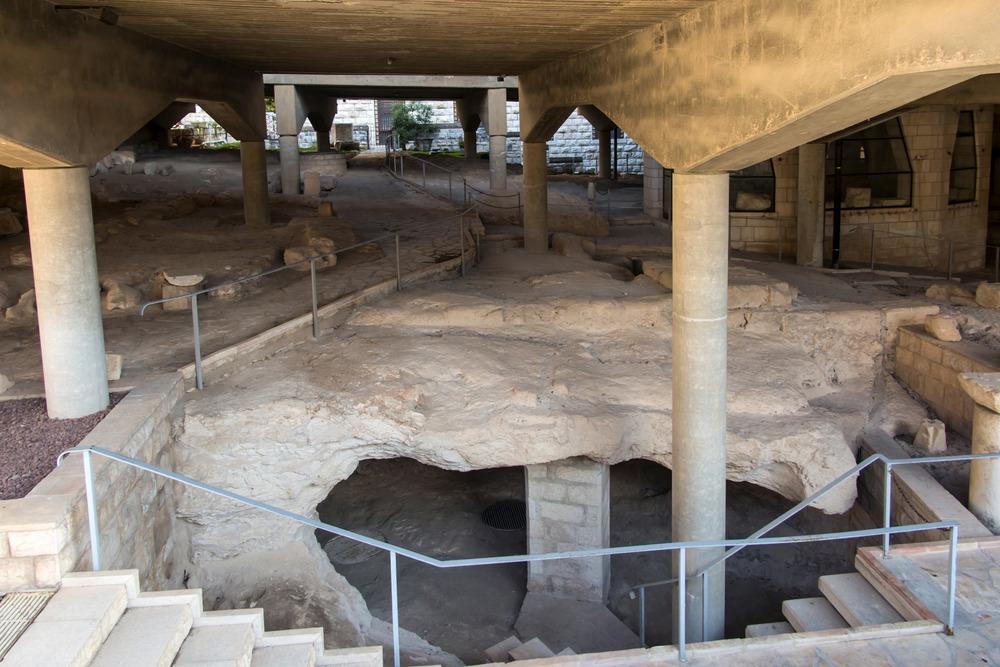 Ruiny Bazylki Zwiastowania