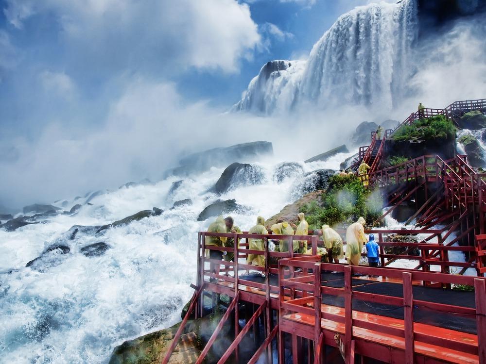 Wodospad Niagara, Toronto