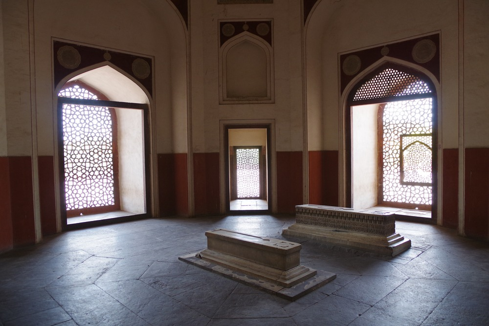 grób Humajuna