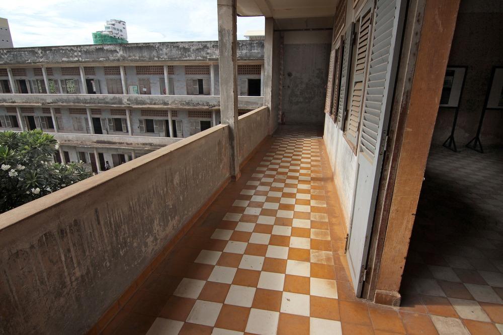 kambodża historia